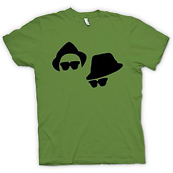 Kids T-shirt - Blues Brothers Faces