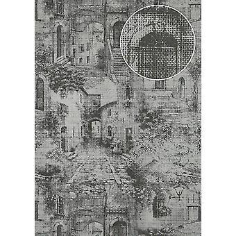 Non-woven wallpaper ATLAS SIG-579-2