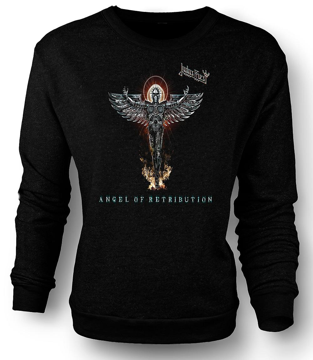 Mens Sweatshirt Judas Priest - Engel der Vergeltung