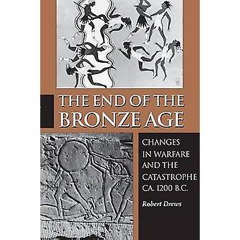 戦争や大災害 Ca の変化 - 青銅器時代の終わり。