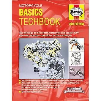 Motorcycle Basics Manual by Anon - Editors of Haynes Manuals - Matthe