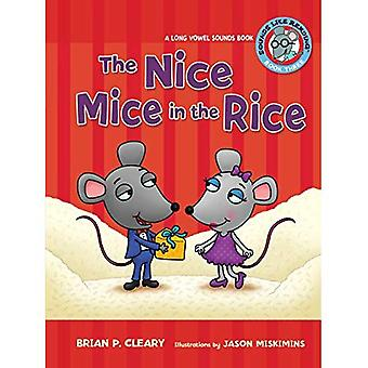 The Nice Mice in the Rice: A Long Vowel Sounds Book (Sounds Like Reading)