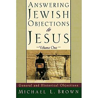 Answering Jewish Objections to Jesus: v. 1 (Answering Jewish Objections to Jesus)