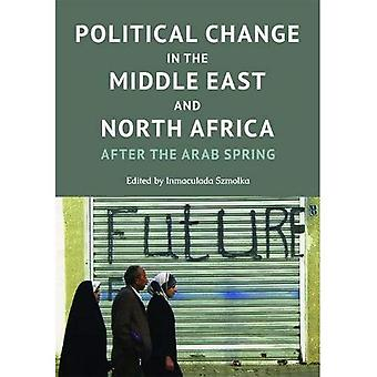 Politiske forandringer i Mellemøsten og Nordafrika