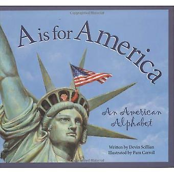 A est pour l'Amérique: An American Alphabet (abécédaires de Sleeping Bear Press)