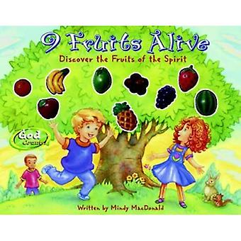 9 Fruits Alive: Discover the Fruit of the Spirit (God Counts!)