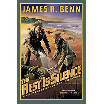 Rest Is Silence, The : A Billy Boyle WWII Mystery (Billy Boyle World War II Mysteries)