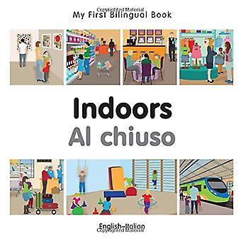 Min första tvåspråkiga bok - inomhus - italiensk - engelska