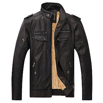 Cloudstyle giacca PU ecopelle moto giacca