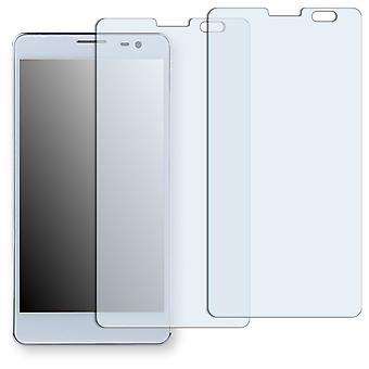 UHAPPY UP520 screen protector - Golebo crystal clear protection film