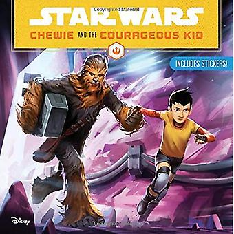 Star Wars Chewie and the Courageous Kid