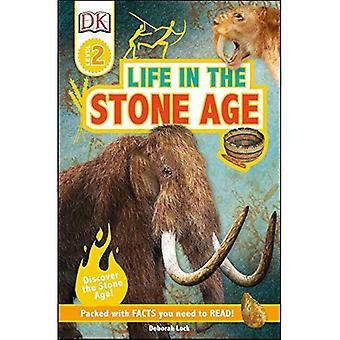 DK lecteurs L2: Vie à l'âge de pierre (DK lecteurs)