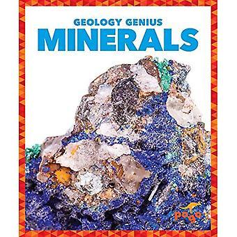 Minerals (Geology Genius)
