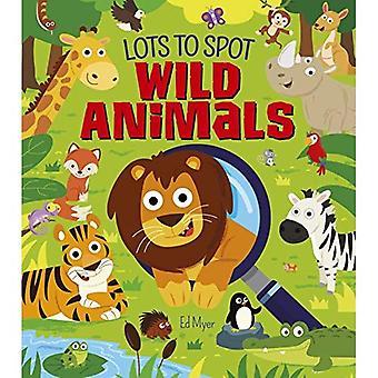 Ci sono un sacco di Spot: animali selvatici