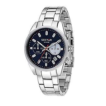 Sector Chronograph quartz men with stainless steel strap R3273786002