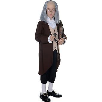 Ben Franklin Child Costume - 12205