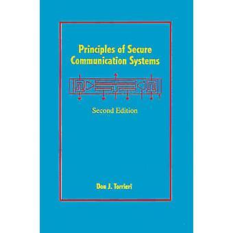 Principerna för avlyssningssäkra kommunikationssystem genom Torrieri & Don J.