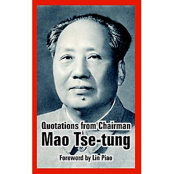 Quotations from Chairman Mao TseTung by Piao & Lin