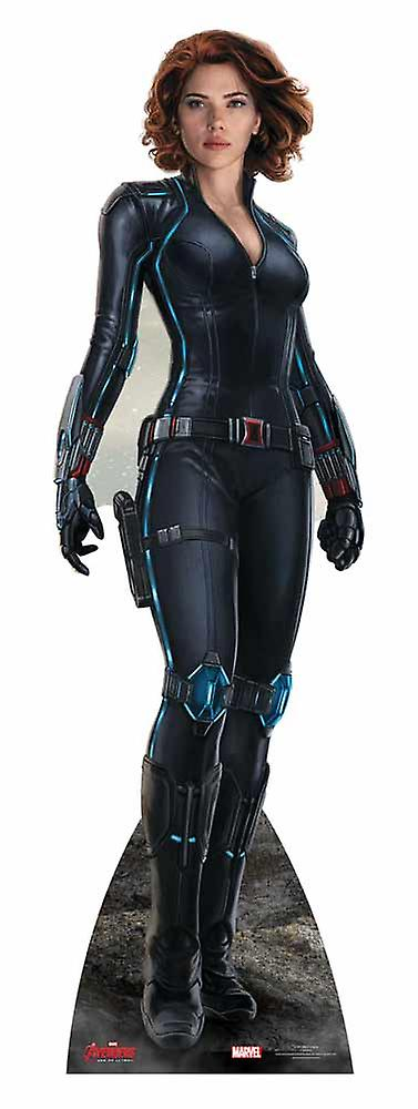 Black Widow Avengers Age of Ultron Marvel Lifesize Cardboard Cutout / Standee / Standup