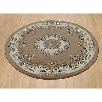 Rugs - Mahal Round - Beige