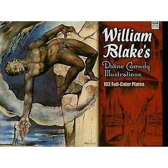 William Blake's Divine Comedy Illustrations by William Blake - 978048