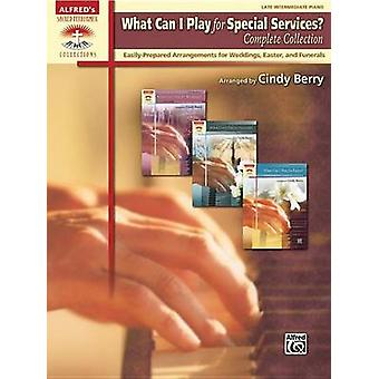 What Can I Play for Special Services? - Complete Collection - Easily P