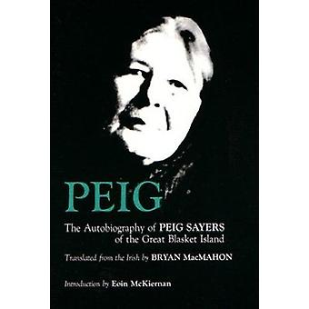Peig by Sayers. - 9780815602583 Book