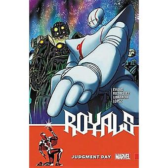 Royals Vol. 2 - Judgment Day by Al Ewing - 9781302906955 Book