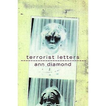 Terrorist Letters by Ann Diamond - 9781550650358 Book