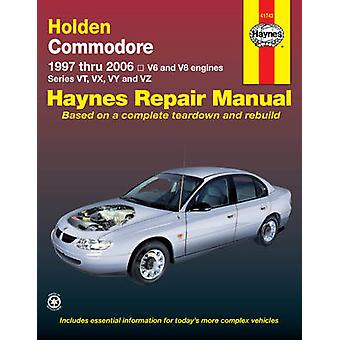 Holden Commodore Automotive Repair Manual by Larry Warren - 978156392