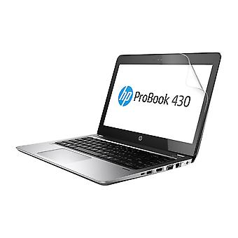 Celicious Vivid Plus Mild Anti-Glare Screen Protector Film Compatible with HP ProBook 430 G4 (Non-Touch) [Pack of 2]