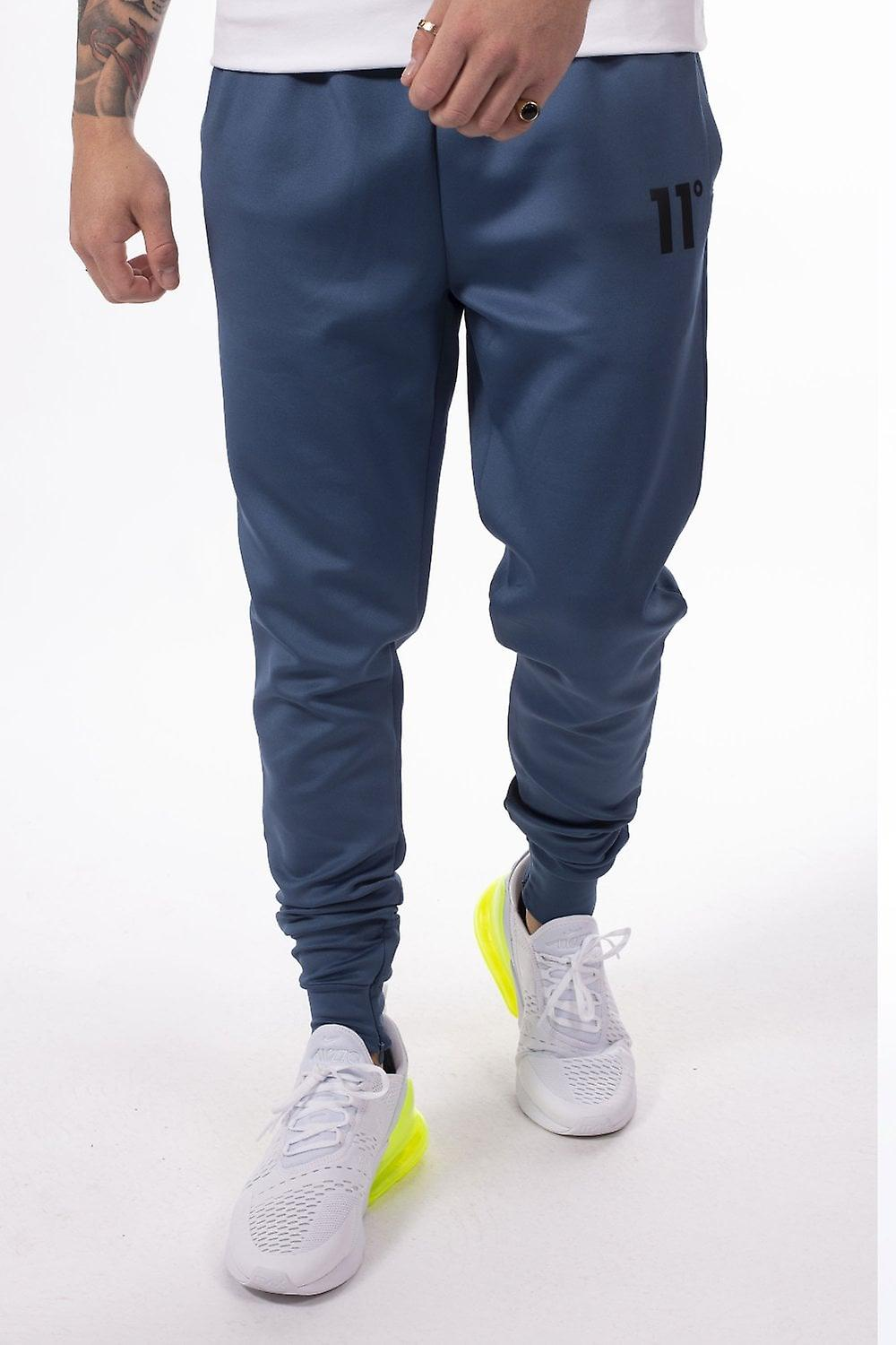11 Degrees Core Poly Joggers - Marlin