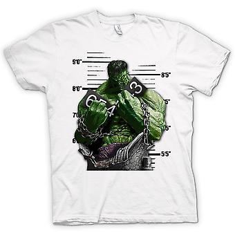 Kids T-Shirt - The Hulk - Cartoon - Ketten