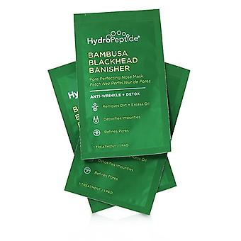 Hydropeptide Bambusa Blackhead Banisher Pore Perfecting Nose Mask - 8sheets