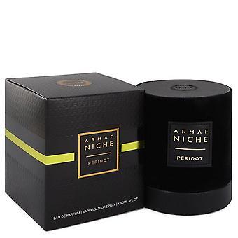 Armaf Niche Peridot Eau De Parfum Spray (Unisex) By Armaf 90 ml