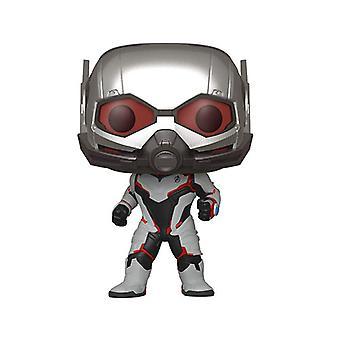 Avengers 4 Endgame Ant Man (Team Suit) Pop! Vinyl