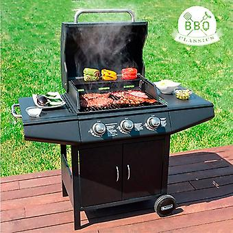 Gas barbecue met gril BBQ Classics 1857