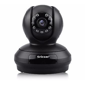 Black uk sricam sp019 hd 1080p ip camera