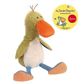 Sigikid cuddly Duck Silly Duck by Sandra Boynton