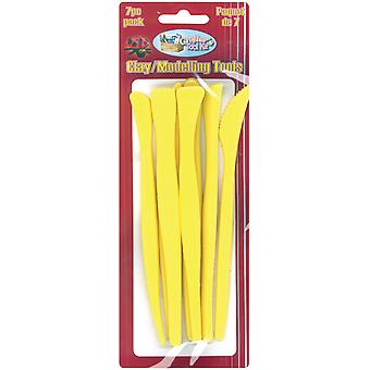 Clay Tools 7 Pieces Ct200
