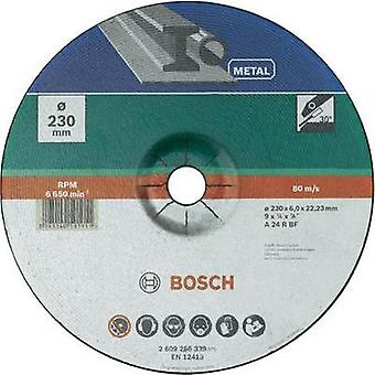 Grinding disc with depressed centre, Metal Bosch 2609256339