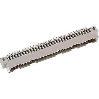 Edge connector (pins) B64M ab 3 mm DS 90°II THTR Total number of pins 64 No. of rows 2 ept 1 pc(s)