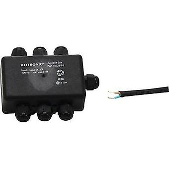 6-way splitter 24 V 36 mm Heitronic