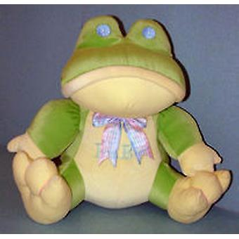 Import Plush Frog Soft 28cm (Toys , Dolls And Accesories , Soft Animals)