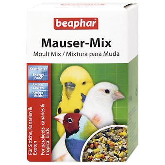 Beaphar Moult Mix for parakeets canaries and tropical birds (Birds , Bird Food)
