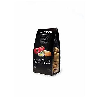 Naturea Biscuits Tomato, Olive Oil & Cheese (Dogs , Treats , Hypoallergenic , Biscuits)