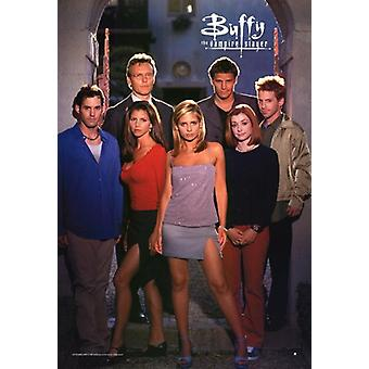 Buffy el vampiro Slayer (TV) Movie Poster (11 x 17)