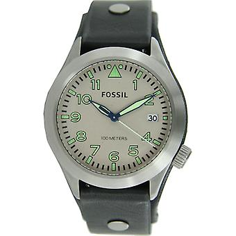 Fossil men's watch wristwatch military AeroFlite AM4552