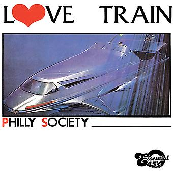 Philly Society - Love Train / Bad Luck USA import