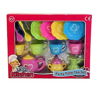 Tea Party Time Set Little Girls Tea Party Baby Girl Infant